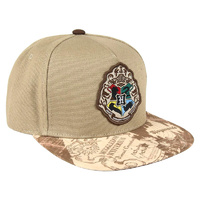 Premium Embroidered Hogwarts Cap