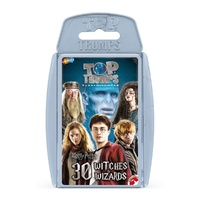 Top Trumps Witches & Wizards