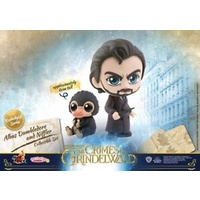 Albus Dumbledore and Niffler Cosbaby Set