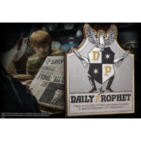 The Daily Prophet Plaque Sign