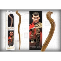 Victor Krum PVC 30cm Wand Replica & 3D Bookmark