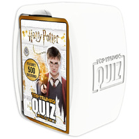 Top Trumps Harry Potter Quiz With A Twist