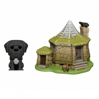 Fang with Hagrid's Hut Pop! Town