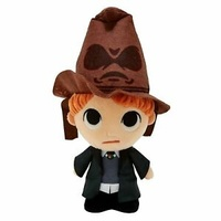 Ron Weasley Supercutie Plushies  with Sorting Hat