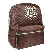 Hogwarts Quilted Backpack Bag