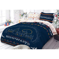 Double Duvet Set I'd Rather Stay at Hogwarts