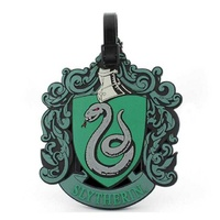 Slytherin Luggage Bag Tag