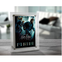 Harry Potter and the Deathly Hallows Pt 1 LightCell LED Film Display