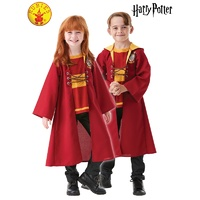 Quidditch Hooded Robe Child Ages 11-12