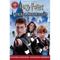 Harry Potter Sticker Art Puzzles