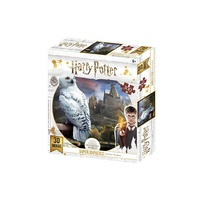 Harry Potter Super 3D Lenticular Puzzle - Hedwig