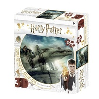 Harry Potter Super 3D Lenticular Puzzle - Ukrainian Ironbelly