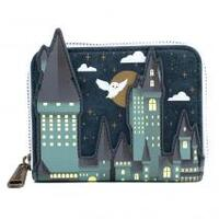 Hogwarts At Night Castle Purse