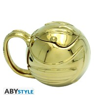 Golden Snitch 3D Mug