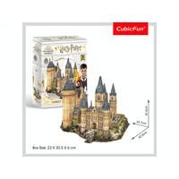 Hogwarts Astronomy Tower 3D Puzzle Set