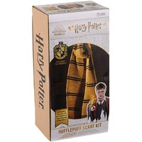 Hufflepuff Scarf Knitting Kit