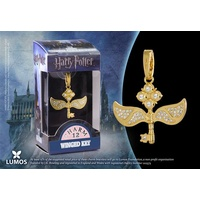 Winged Key Lumos Charm No. 12