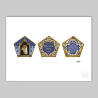CHOCOLATE FROG PACKAGING Limited Edition Print