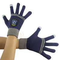 Ravenclaw Knitted Screentouch Gloves