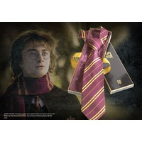 Gryffindor Silk Tie in Collectors Box NN7634
