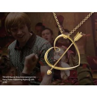 Ron Weasley Sweetheart Necklace from Lavender Brown