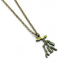 Pickett Bowtruckle Necklace Enamelled Fantastic Beasts