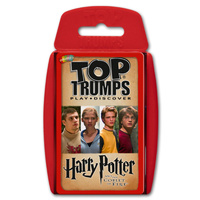 Top Trumps Goblet of Fire Game
