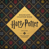 Harry Potter Hogwarts Coaster Book