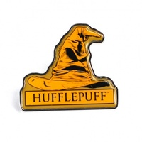 Pin Badge Hufflepuff Sorting Hat Enamel