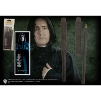 Snape Wand Pen & Bookmark Set