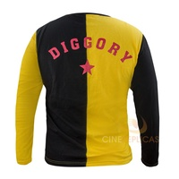 CEDRIC DIGGORY TRIWIZARD LONGSLEEVE T-SHIRT [Size: Small]