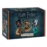 Hogwarts Battle Deck Building Game Monster Expansion Pack