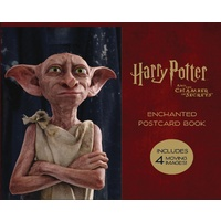 Enchanted Postcard Book - Harry Potter and the Chamber of Secrets