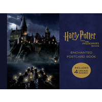 Enchanted Postcard Book - Harry Potter and the Philosopher's Stone