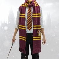 Gryffindor Deluxe Knitted Scarf