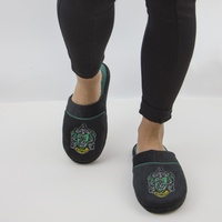 SLYTHERIN SLIPPERS Size M/L
