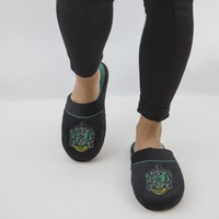 SLYTHERIN SLIPPERS Size S/M