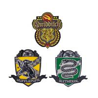 QUIDDITCH HOGWARTS Iron On Patches Badges