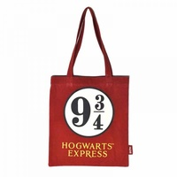 Hogwarts 9 3/4 Express Tote Shopper Extra Strong