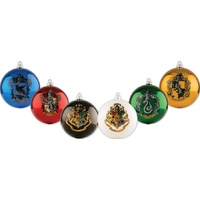 Christmas Bauble Set - Hogwarts House