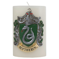Slytherin Crest Candle