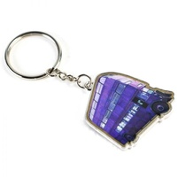 Knight Bus Key Chain