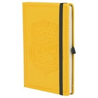 Hufflepuff Premium Ruled Journal