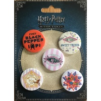 HoneyDukes Button Badge Set of 5