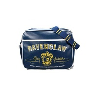 Retro Bag Ravenclaw with Team Quidditch House Crest