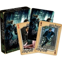 Playing Cards - Deathly Hallows Part 1 Cards