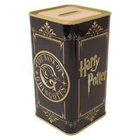 Money Box Gringotts Bank Tin