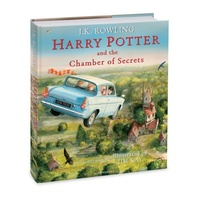 Harry Potter and the Chamber of Secrets by J. K Rowling