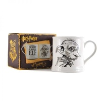 Dobby is a Free Elf Vintage Coffee Mug Cup