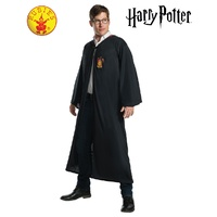 Harry Potter :  Hogwarts Classic Gryffindor Robe Adults Size Standard